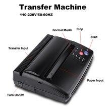 Machine de transfert de tatouage, imprimante, pochoir thermique, fourniture de papier de transfert