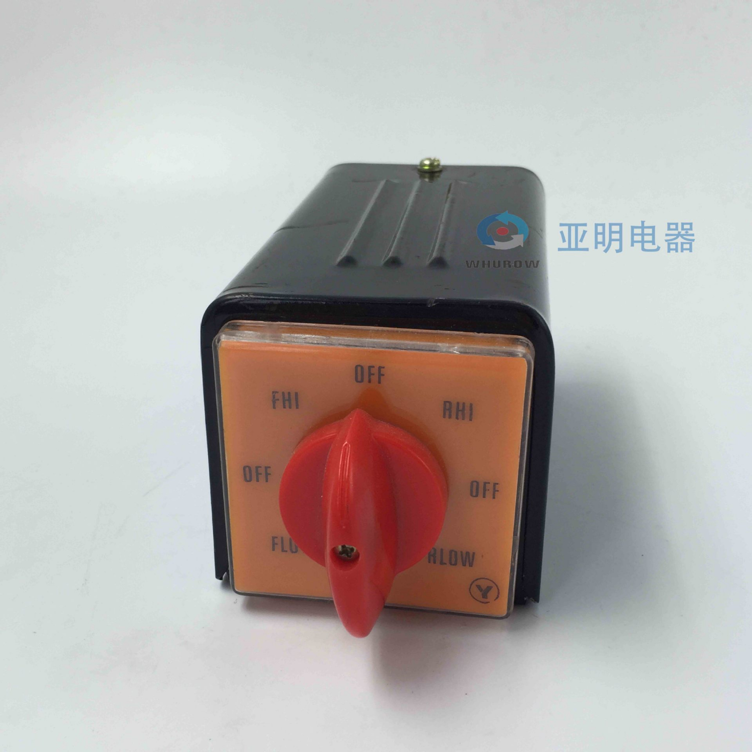 7 Position Rotary Cam Switch Multi Step 6 Poles 20a Metal Shell T 16exf64d 6bf Selector Changeover Red Handle Control Circuit Switches Aliexpress