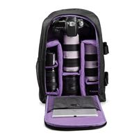 Waterproof Camera Backpack Laptop Video Case DSLR Camera Bag for Nikon Canon Sony Digital Camera for Photograph