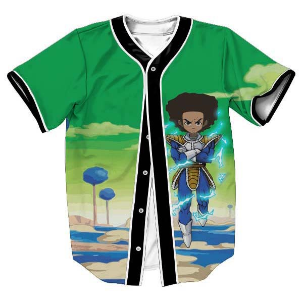 77ee8342 Funny Short Sleeve Jersey T Shirts 3D Print Cartoon Character Green Baseball  T Shirt Design Summer Cardigan Tops Button Clothing