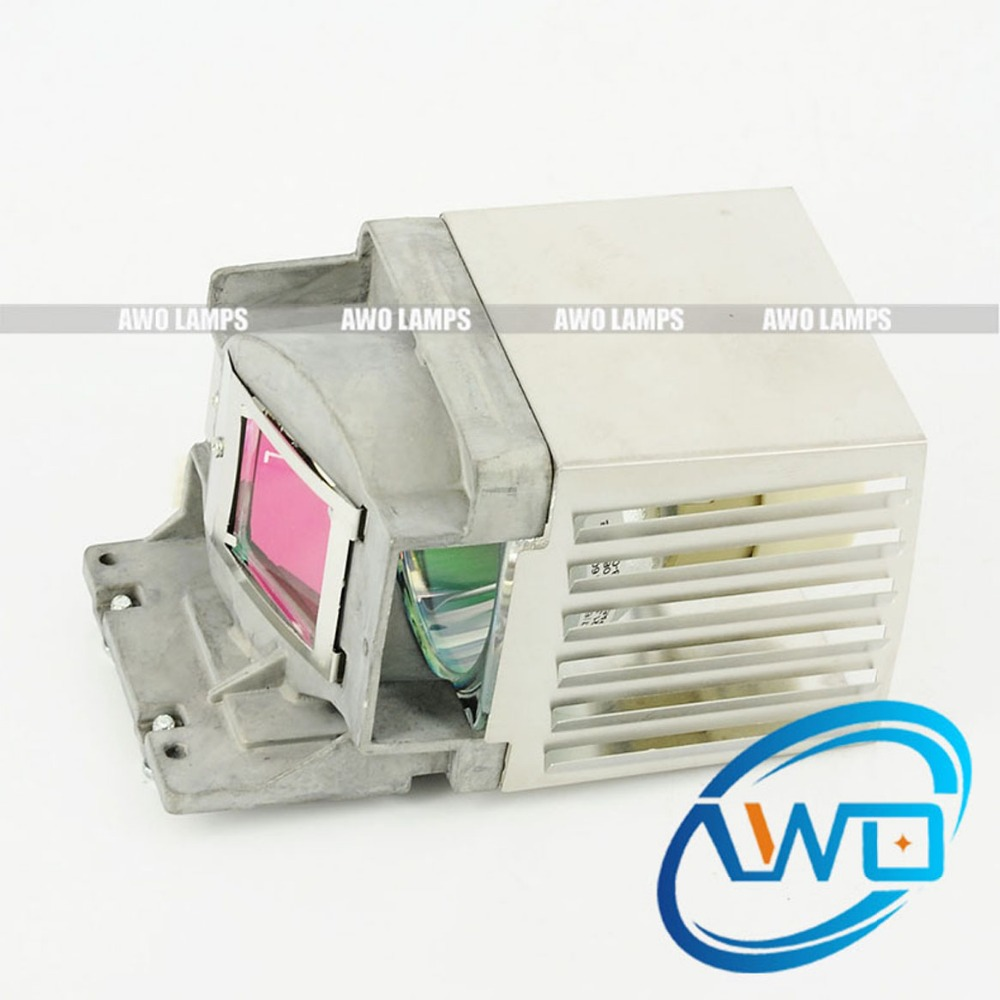100% AWO 5J.J5E05.001 Original Projector Lamp with Housing UHP190W Inside for BENQ EP5127P/EP5328/MS513/MX514/MW516/MW516+ awo compatibel projector lamp vt75lp with housing for nec projectors lt280 lt380 vt470 vt670 vt676 lt375 vt675