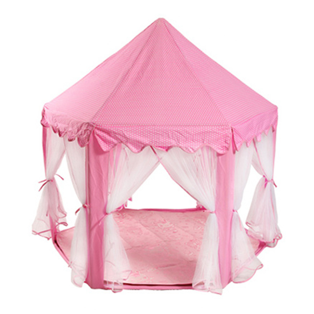 Lovely Girls Pink Princess Castle Cute Playhouse Children Kids Play Tent Outdoor Toys Tent For Children Kids-in Toy Tents from Toys u0026 Hobbies on ...  sc 1 st  AliExpress.com : girls tent - memphite.com