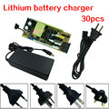 Charger 29.4 v 2 a Electric lithium battery charger dedicated 7 series battery charger Li - ion' charger  adapter