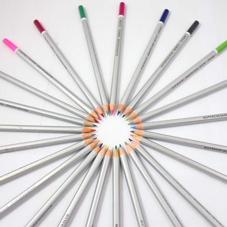 ᐃPintura lápiz de color sexo 12 18 24 unidades para elegir lápiz ...