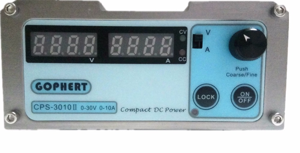 CPS-3010 DC power supply CPS-3010II output DC 0-30V 0-10A adjustable with locking function стоимость