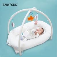 Детская кровать матрас новорожденных Многофункциональный Bionic устройства Портативный мини коаксиальный Детские Успокаивающий сна мало кр