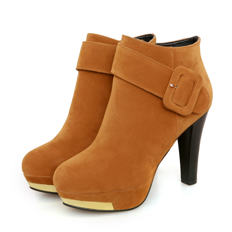 Popular Yellow High Heel Boots-Buy Cheap Yellow High Heel Boots ...