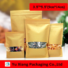 "200pcs/lot 3.5""*5.5"" (9cm*14cm)*140mic High Quality Plastic Shopping Bag Party Candy Bag Snack Food Biscuit Packing Bags(China (Mainland))"