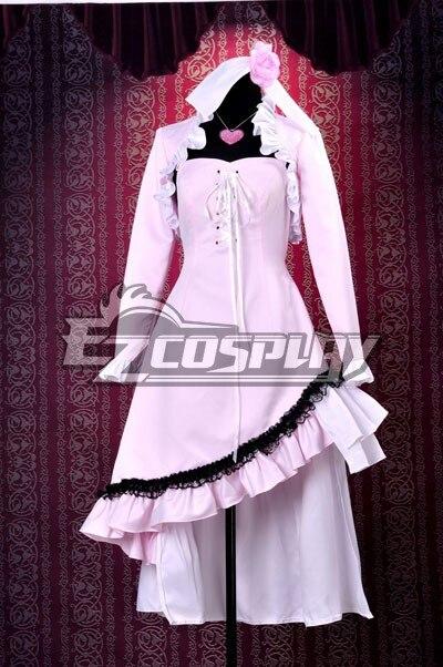Japanese Anime Outfit Shugo Chara! Tsukiyomi Utau Performance Cosplay Costume E001