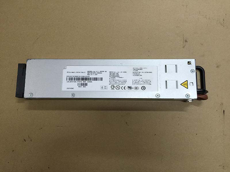 Trustful 220v To 12v 50a 670w Power Supply Module Dc Dc 40a D670p-s0 Dps-670cb A Computer & Office