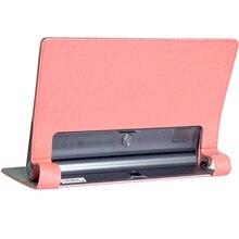 Drucken Blume PU Leder Abdeckung mit Ständer für Lenovo Yoga Tab 3 Plus Pro 10X90 X90F X90L YT-X703F x703L 10,1 zoll Tablet Fall