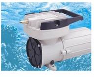DC12V 160L Min Oil Free Air Pump For Aquarium Air Aerator For Fish Pond Oxygenater