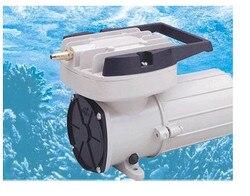 DC12V 160L/Min oil free air pump for aquarium, air Aerator for fish pond oxygenater