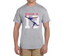 2017 Giants Odell Beckham Jr the Catch t shirts Mens Number 13 Funny T-shirts 0208-1