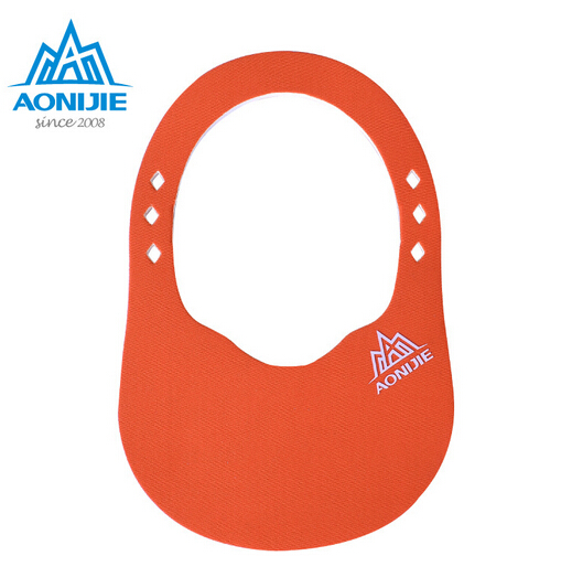 AONIJIE Marathon Running Cap Unisex Summer Sunscreen Outdoor Sports Hats Visor Cap Ultra-light Golf Tennis Quick-drying Cap