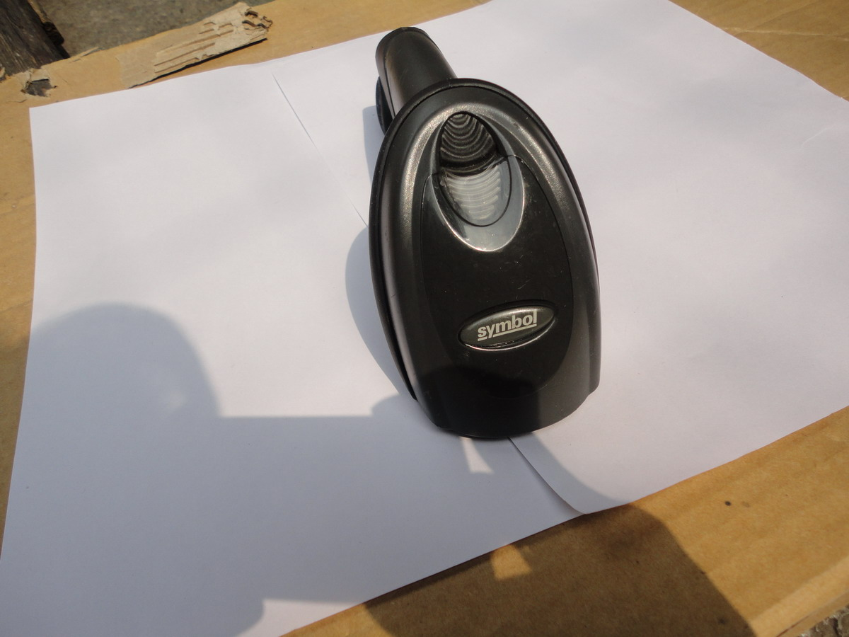 Used,For SYMBOL DS6608 2D laser scanner image scanner,100% tested good! цена