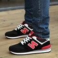 Лучшие продажи марка мужчины повседневная обувь с низким топ сетки обувь для ходьбы на открытом воздухе плоские туфли мужские тренеры tenis masculino zapatillas AK103119