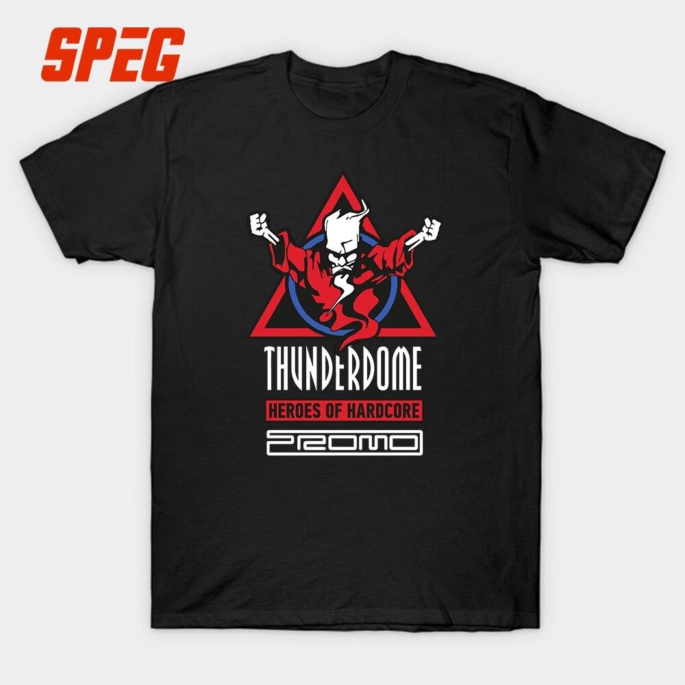 Thunderdome T font b Shirt b font font b Men b font Heros of Hardcore Tee