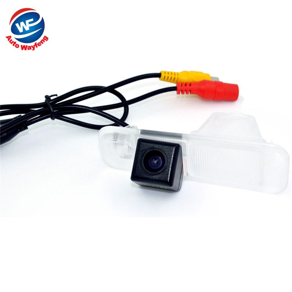 Factory Selling HD CCD Car Camera HD chip night vision waterproof camera rear view Backup Camera for Kia K2 Rio