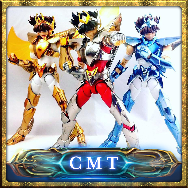 In stock Pegasus Seiya V3 Version final Cloth EX metal armor GREAT TOYS GT EX Bronze Saint Seiya Myth Cloth <font><b>Action</b></font> <font><b>Figure</b></font>