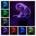 3d Night Lamp Touch Lamparas De Mesa Novelty Night Light For Children Led 3d Desk Lamp Led Lamp Touch