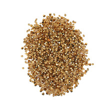 1000pcs 3mm New DIY Diamond Nail Phone Case Table Confetti Gold Crystal Events Party Accessories