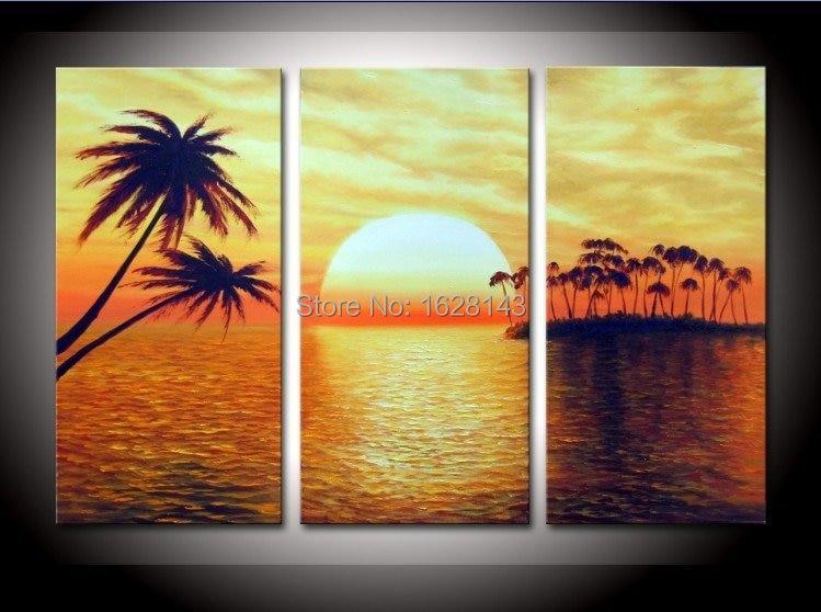 Artist Directly Modern Decorative Canvas Painting Desert