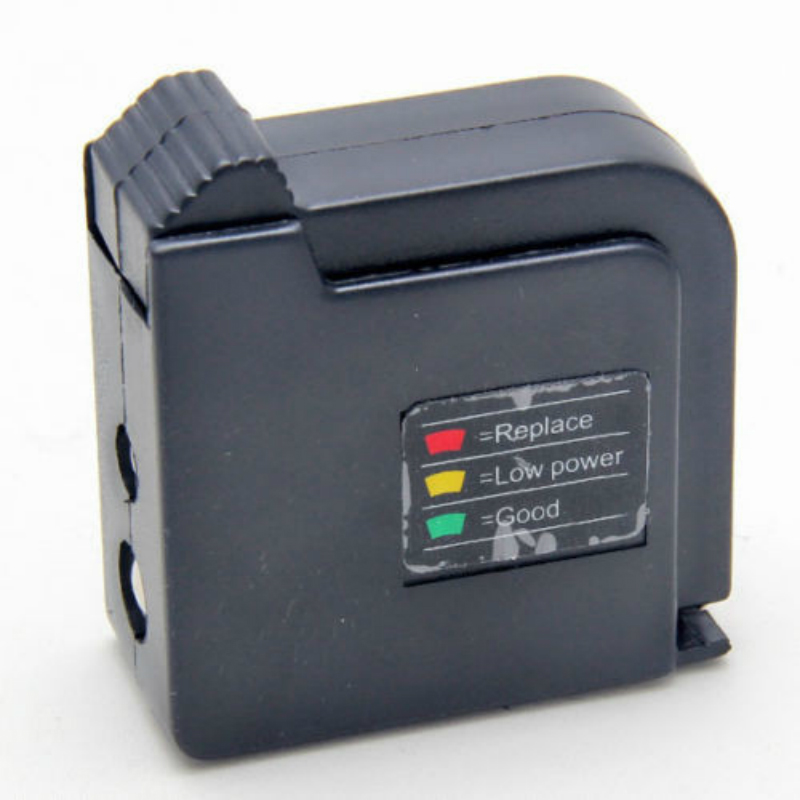 black universal button cell battery volt tester bt1. Black Bedroom Furniture Sets. Home Design Ideas