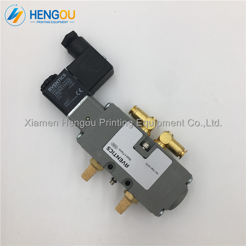 Printing Machine Valve M2 184 1051 A Import Quality Offset Printing Machine Parts Size 6