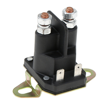 Solenoid Starter Relay Replaces Castelgarden OEM 18736100/0 18736110/0 ATV Light Weight & Portable Durable Practical