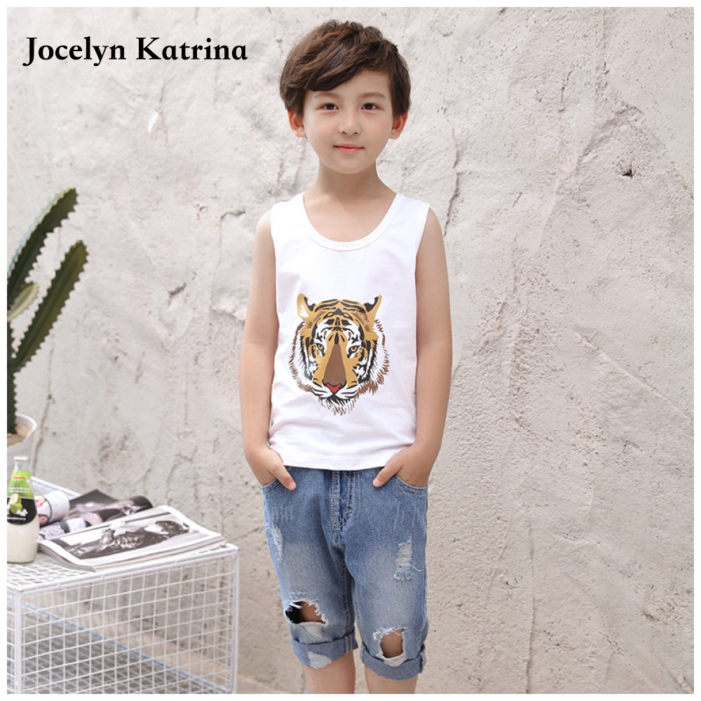 2017 New Summer Kids Boys Clothing Set Cartoon T-shirt + Jeans Short Cotton Baby Boys Suits Set fashion Children Boy Clothes beanbus summer children s t shirts for boys casual t shirt o neck printing cartoon cotton boys short sleeved t shirt boy clothes