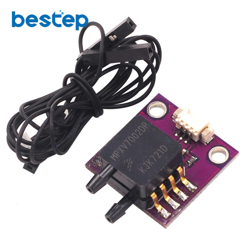 MPXV7002DP Airspeed Sensor Breakout Board Transducer APM2.5 APM2.52 Differential Pressure sensor Flight ControllerMPXV7002DP Airspeed Sensor Breakout Board Transducer APM2.5 APM2.52 Differential Pressure sensor Flight Controller