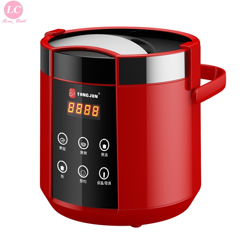 Thermal Cooker 1.5L mini Cooker Student Cook Dorm Room Soup Cooker Cookware Kitchen Pot Термос