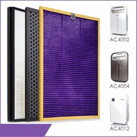 High Quality Original OEM AC4121 AC4123 AC4124 Filters Kit For Philips AC4002 AC4004 AC4012 Air Purifier