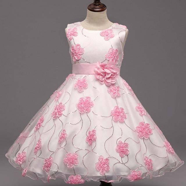 Party girl dress vestidos de navidad vestido infantil vestidos de ...