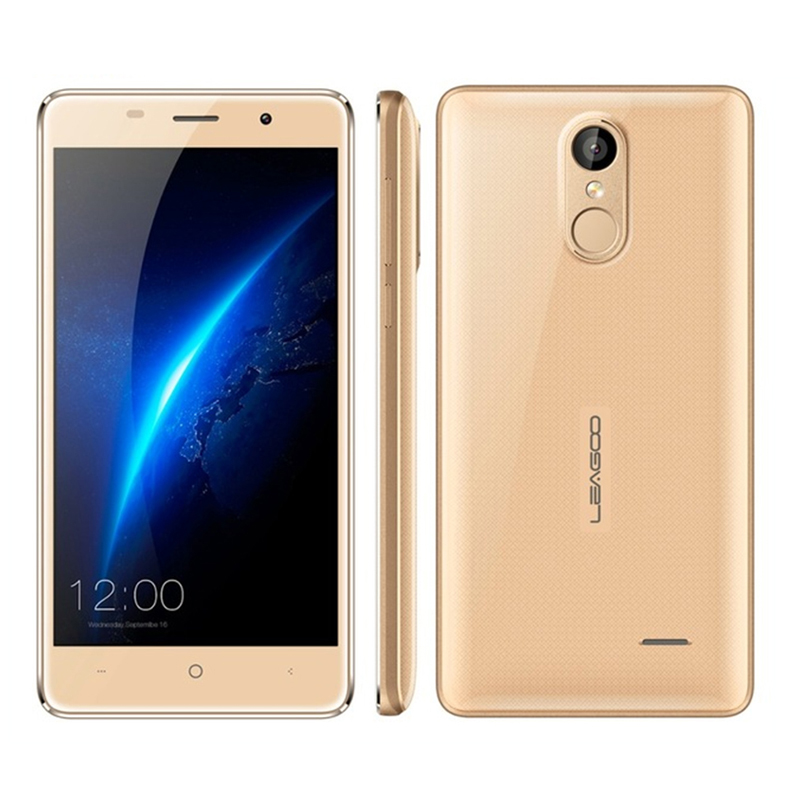 Original Leagoo M5 font b Smartphone b font Android 6 0 MT6580A Quad Core 2GB 16GB