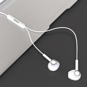 Image 4 - HOCO M47 In Earหูฟังกีฬาชุดหูฟังแบบมีสาย3.5มม.สำหรับiPhone Xiaomi Samsungหูฟังพร้อมไมโครโฟนauriculares