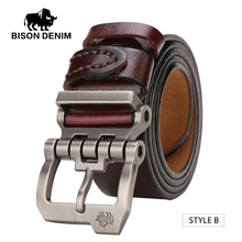New Style Of Leather Belt For Men