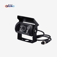 Bus car Rear View Camera Backup Reversing Parking Rearview Cam Night Vision 150 Degree Wide Angle Waterproof for Truck 4 Pin Bus