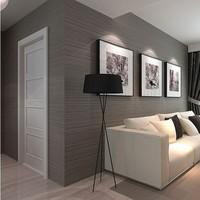 Home Decor Striped Wallpaper Modern Vinyl Waterproof Papel De Parede 3d Wall Paper Fine Decor Background