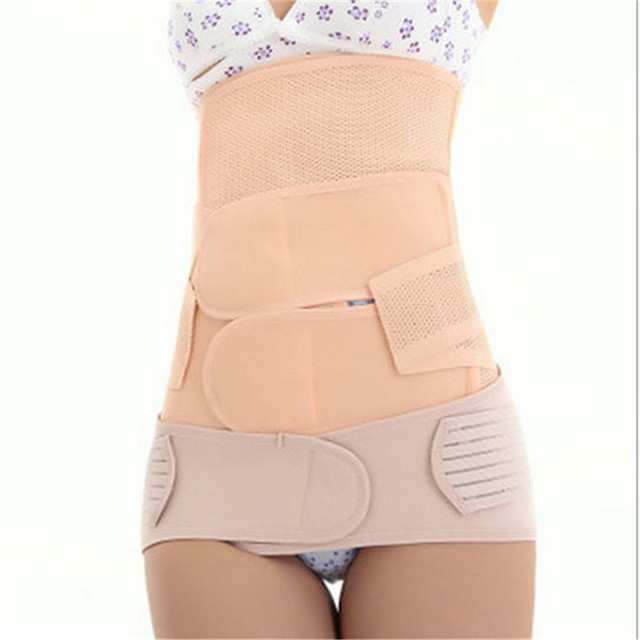 Top Quality Maternity Postpartum Abdomen Belt Belly Bands Body Lingerie For Women After Pregnancy Bandage Slim Shapewear Reducer