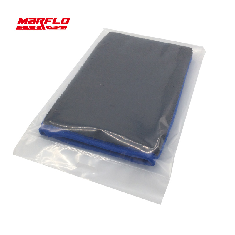 OEM Car Care Maintenance Tools Magic Clay Glove Blue Mitt Microfiber Auto Detailing Cleaner Washer