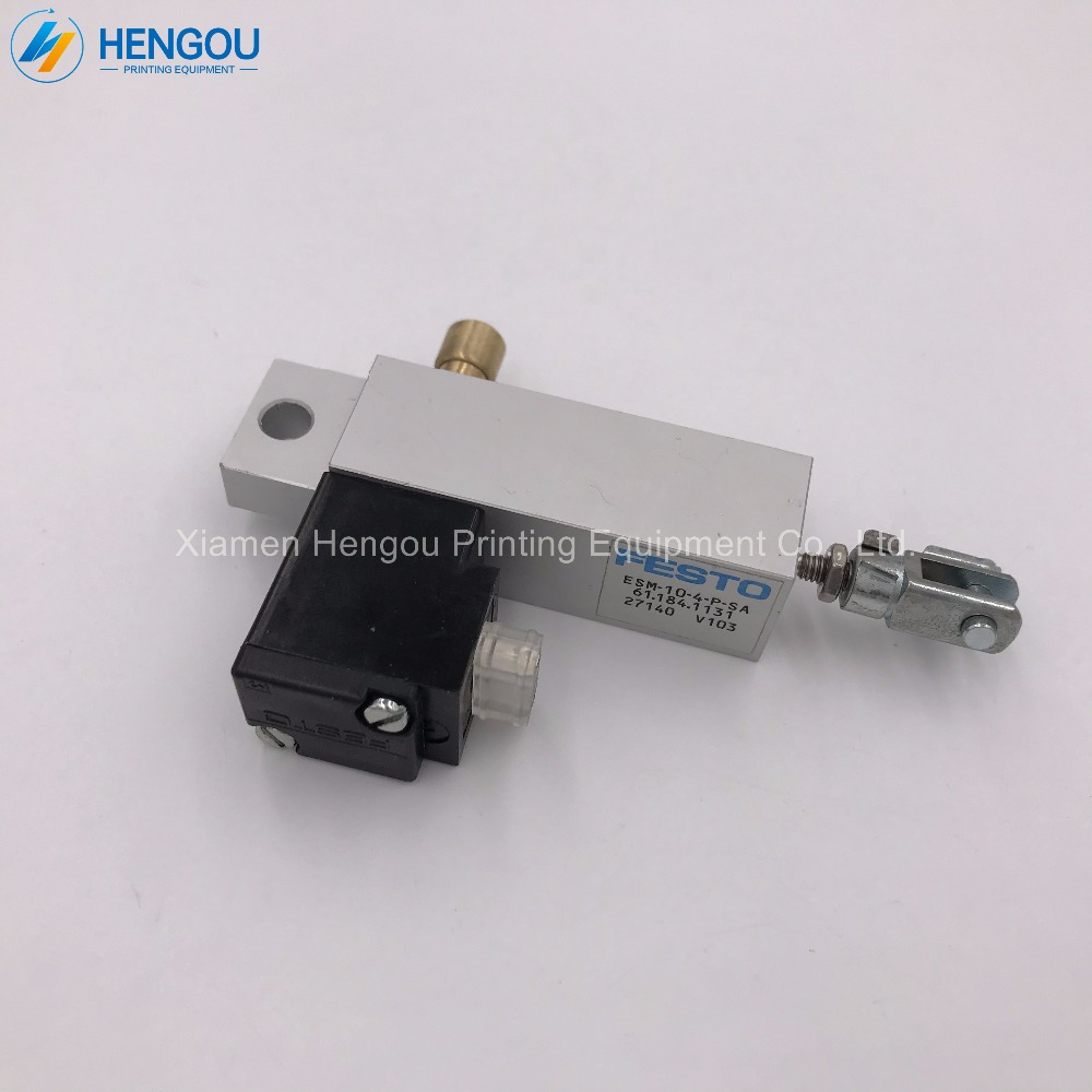 1 Piece Hengoucn Printing Machine SM74 SM52 PM52 Hengoucn Cylinder Valve 61.184.11311 Piece Hengoucn Printing Machine SM74 SM52 PM52 Hengoucn Cylinder Valve 61.184.1131