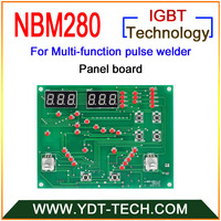 NBM280 multi function pulse gas protection control panel(2PCS)