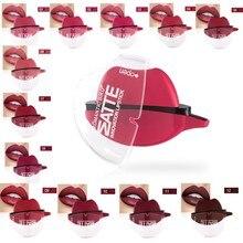 Lipstick set Make-up velvet lipstick Lip shape 12 colors waterproof matte creative styling new