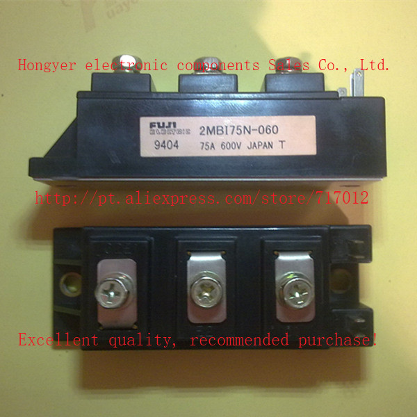 ФОТО Free Shipping  2MBI75N-060 No New(Old components,Good quality) IGBT:75A-600V ,Can directly buy or contact the seller.