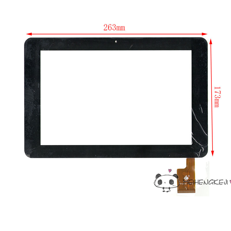 New 10.1 inch Digitizer Touch Screen Panel glass For Ritmix RMD-1025 Tablet PC 8inch for ritmix rmd 830 tablet pc capacitive touch screen glass digitizer panel