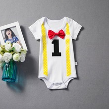 f9303d4ab Buy 1 year old boy romper and get free shipping on AliExpress.com
