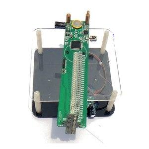 Image 5 - Kit LED rotante fai da te Kit di addestramento per saldatura POV versione aggiornata