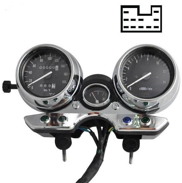 Gauges Cluster Speedo/Tacho Odometer Fits For Suzuki GSX400 7BA GSX750 Inazuma 1997-2002